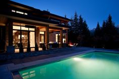 Luxury Chalet in Whistler for Sale (Video) | HomeDSGN, a daily source for inspiration and fresh ideas on interior design and home decoration.