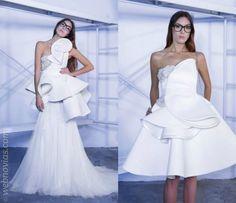 Roberto Diz presenta su colección para novias1