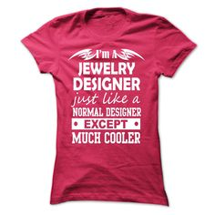 #Funny,FunnyTshirts... Cool T-shirts  Price: $19.90Purchase Now  Low cost Codes View pictures & pictures of jewelry designer t-shirts & hoodies:When you do not completely love our design, you possibly can SEARCH your favourite one through the use of search bar on...