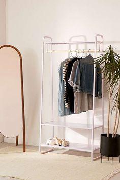 Slide View: 1: Cameron Clothing Rack