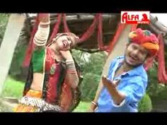 Rajasthani song with beautiful dance. watch it.