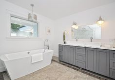 For Sale by The Inman Team  http://www.inmanteam.com/ #bathroom #masterbath #Luxuryhome