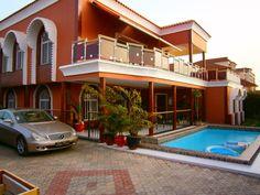 Luxury Villa with Sea View opposite Sheraton Hotel