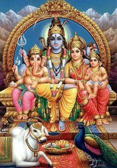 Shiv parivar family