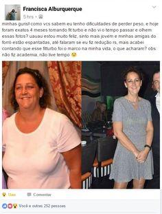 Facebook de Francisca Albuquerque