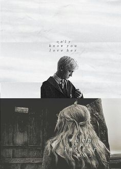 Draco and Hermione would have been a good couple ;-; hurts to admit