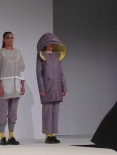 Graduate Fashion Week June 2013