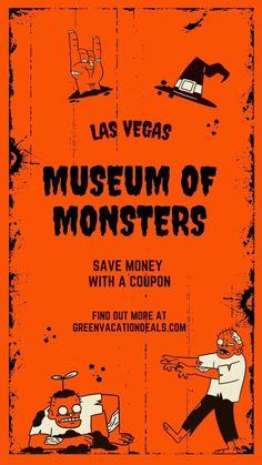 Las Vegas Museum Of Monsters Coupon