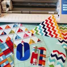 Sure Fire Method for Cutting Fusible Fabric on Your Silhouette: Stabilizing applique shapes with Terial Magic and Heat n Bond ultra stabilizer | Terri Johnson Creates