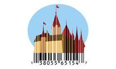 12 Creative Barcode Designs That (Amazingly) Work - Hongkiat Barcode Art, Barcode Design, Code Project, Web Design, Graphic Design, Faber Castell, Magazine Design, Graphic Illustration, Illustrations
