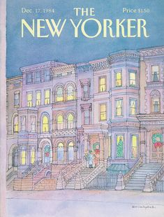Publication: New YorkerImage Type: CoverDate: December A family, with presents in hand, at the door of a brownstone apartment, waiting to be let in to join the rest of the family for Christmas. Photo Wall Collage, Picture Wall, Collage Art, Room Posters, Poster Wall, Poster Prints, Capas New Yorker, Images Murales, New Yorker Covers