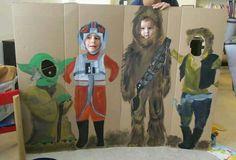 - Star Wars Bday - Ideas of Star Wars Bday - DIY Photobooth Star Wars Anniversaire de folie! Star Wars Film, Bd Star Wars, Tema Star Wars, Birthday Party Decorations Diy, Birthday Parties, Funny Birthday, 3rd Birthday, Star Wars Party Decorations, Birthday Nails