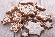 Vánoční perníčky - hned měkké Gingerbread Cookies, Sugar, Desserts, Russian Recipes, Polish, Gingerbread Cupcakes, Tailgate Desserts, Deserts, Vitreous Enamel