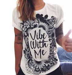Summer Women Cotton Shirt O Neck T-shirt Black Owl Prints Women Short Sleeve Tops Shirt 2016 Clothes