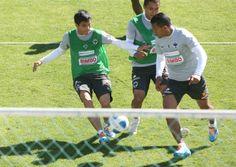 Entrenamiento Rayados (10 Febrero) Foto: Jorge López