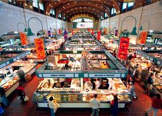 The 5 Best Food Halls in America photo