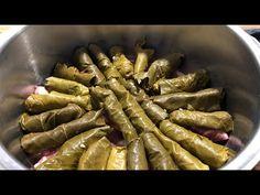 Sarmalute in foi de vita-TURCESTI-😇💚 cu carne tocata - YouTube Tzatziki, Asparagus, Vegetables, Cooking, Ethnic Recipes, Youtube, Food, Mariana, Honey