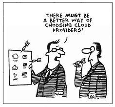 Debe haber una mejor forma de elegir proveedores de Cloud! si, la hay!! el marketplace de #tiendacloud