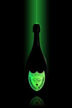 Dom Pérignon Vintage 2002 Luminous Label