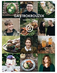 Gastrokroužek - Spojilo nás jídlo / kitchenette shop Kitchenette, Punk Rock, Snow Globes, Cooking, Food, Drinks, Fitness, Kitchen, Drinking