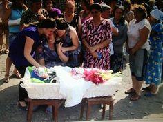Via Laurent Brayard Child murdered by Ukrainian Army