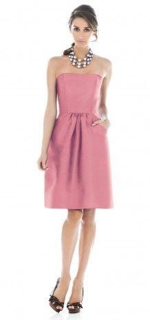 Bridesmaid Dress-pink$59.99