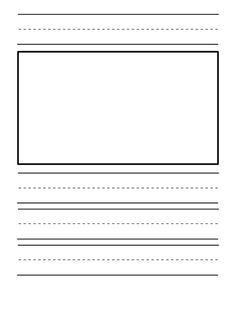 Free Printable Journal Pages For Kindergarten
