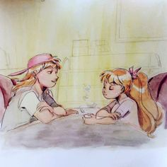 "xhiale: """"theres a really nice coffe shop down the street…"" "" Character Art, Character Design, Ppg And Rrb, Creatures Of The Night, Disney Cartoons, Powerpuff Girls, Cartoon Characters, Art Sketches, Really Cool Stuff"