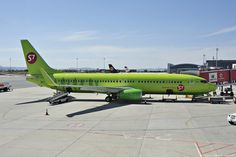 S7 Siberia Airlines Boeing 737-800 - cn 41400 / ln 5094 VQ-BVM First Flight Sep 2014 Age 0.6 Years Larnaca International Airport (IATA: LCA, ICAO: LCLK)