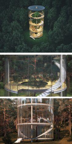 Transluscent house | home design | architecture | contemporary architecture