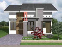 Desain Rumah Minimalis Type 45 Budget Harga Murah