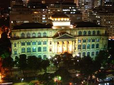 Biblioteca nacional - Rio de Janeiro/RJ