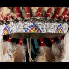 Индейский головной убор 2117.11.01 (фото 5) ☩ «4Colors»™