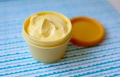 Organic Beauty, Aloe Vera, The Balm, Peanut Butter, Pudding, Homemade, Cream, Desserts, Diy