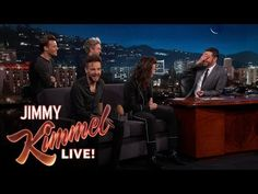 Jimmy Kimmel Live: Jimmy Kimmel's Family is Obsessed with One Direction