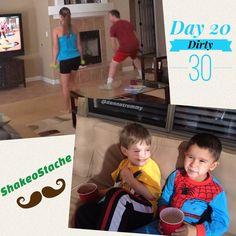 Day 20✔️ #21dayfix