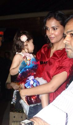 Aradhya Bachchan's Birthday Bash