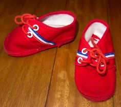 Jono's baby shoes. 0-3 months.