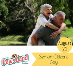 #august21  Senior Citizens  Day National Senior Citizens Day recognizes contributions senior citizens make in communities across the United States. It is annually observed on August 21. Some people celebrate Senior Citizens Day on August 14 as it was the day past US president Franklin Roosevelt signed the Social Security Act in 1935. However in 1988 Ronald Reagan who was the US president at the time declared August 21 to be National Senior Citizens Day. This observance was established in…