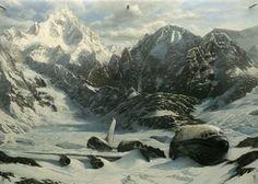 great contemporary painters: Jonathan Wateridge