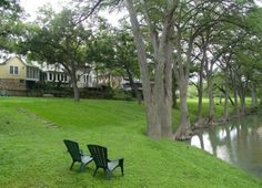 Texas Hill Country bed and breakfast | Meyer Bed and Breakfast on Cypress Creek