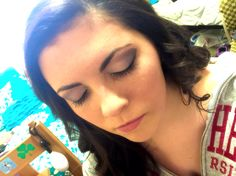 Formal makeup #makeup #eyes #beauty