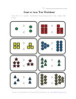 Easy Preschool Patterns Worksheet 1 | Kids Learning Station