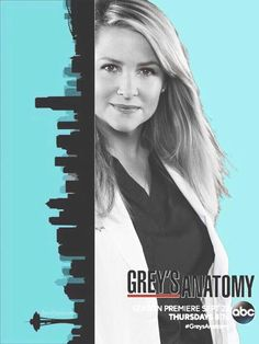 Arizona Robbins, Grey's Anatomy Tv Show, Greys Anatomy Cast, Best Series, Tv Series, Callie Torres, Doctor Shows, Jessica Capshaw, Abc Studios