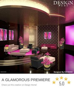 My Design, House Design, Star Designs, Corner Bathtub, Glamour, Home, Corner Tub, Architecture Illustrations, The Shining