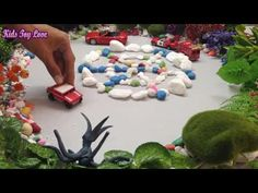 Toy Car Collection   Hot Wheels Toy Car   Fire Truck Toys for kids   Car...
