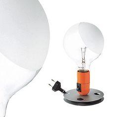 LAMPADINAdesigned by Achille Castiglioni $145 Flos