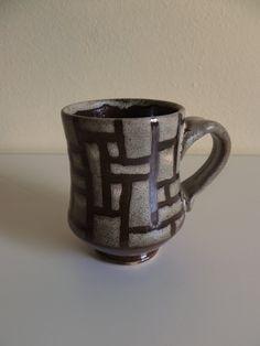 Stoneware Mug by AlexDemePottery on Etsy, $20.00