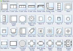 Floor Plan Symbols 2