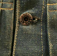 Levi's 213 WWII jacket